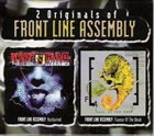 FRONT LINE ASSEMBLY 2 Originals Of Front Line Assembly (Hard Wired / [FLA]vour Of The Weak) album cover